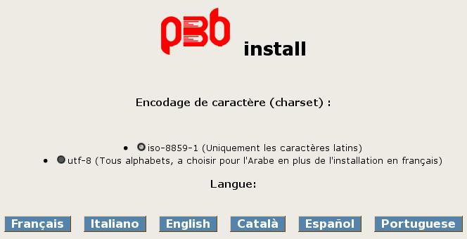 comment installer pmb